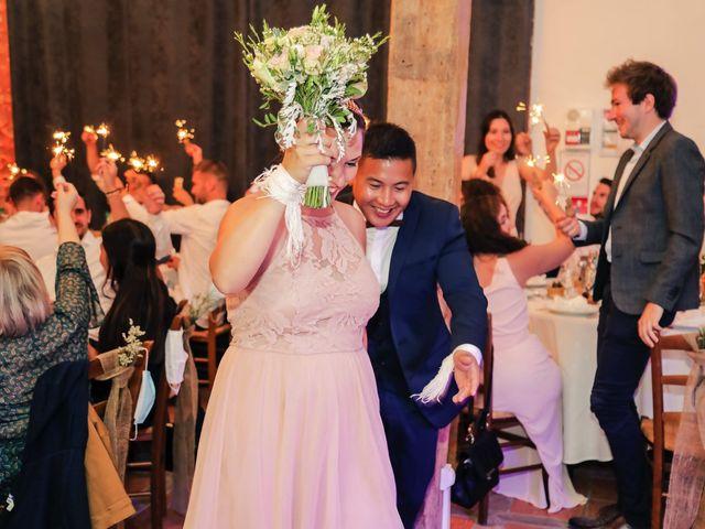 Le mariage de Pathana et Émilie à Le Perray-en-Yvelines, Yvelines 208