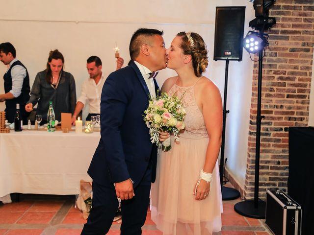 Le mariage de Pathana et Émilie à Le Perray-en-Yvelines, Yvelines 209