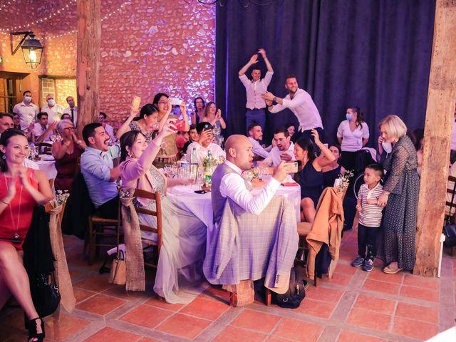 Le mariage de Pathana et Émilie à Le Perray-en-Yvelines, Yvelines 218