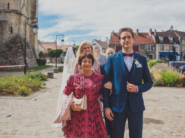 Le mariage de Nicolas et Laetitia à Longpont-sur-Orge, Essonne 10