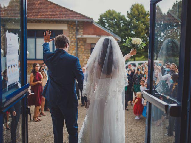 Le mariage de Nicolas et Laetitia à Longpont-sur-Orge, Essonne 12