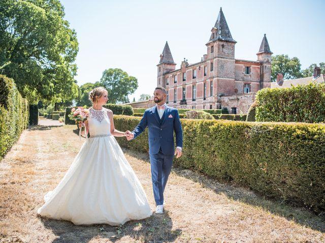 Le mariage de Pierre et Marine à Beauzelle, Haute-Garonne 31