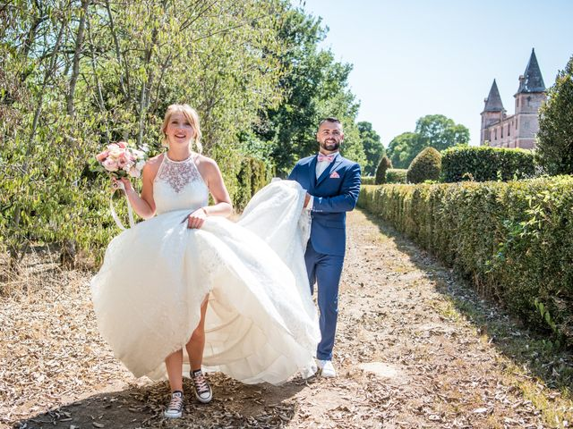 Le mariage de Pierre et Marine à Beauzelle, Haute-Garonne 32