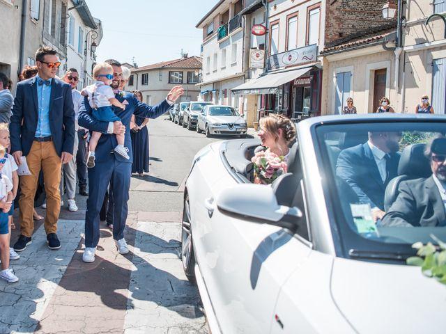 Le mariage de Pierre et Marine à Beauzelle, Haute-Garonne 40