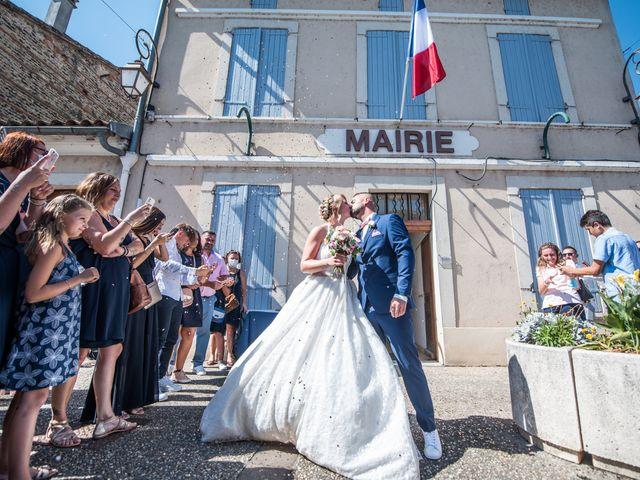 Le mariage de Pierre et Marine à Beauzelle, Haute-Garonne 43