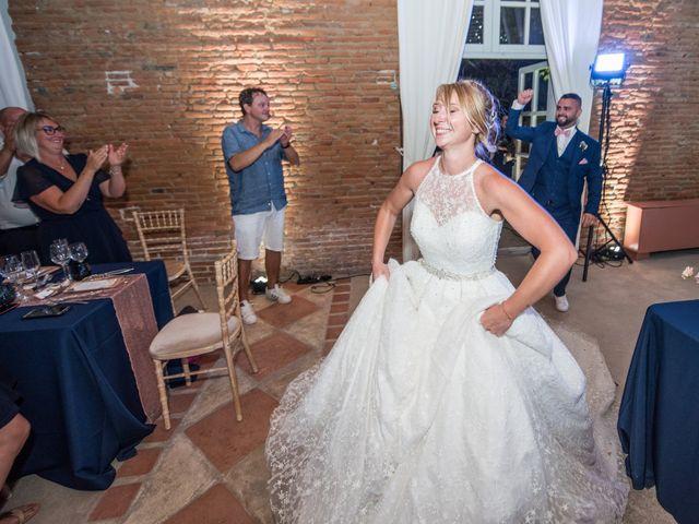 Le mariage de Pierre et Marine à Beauzelle, Haute-Garonne 75
