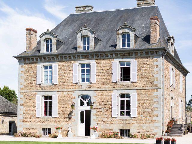 Le mariage de Florian et Elodie à Mézières-sur-Couesnon, Ille et Vilaine 1