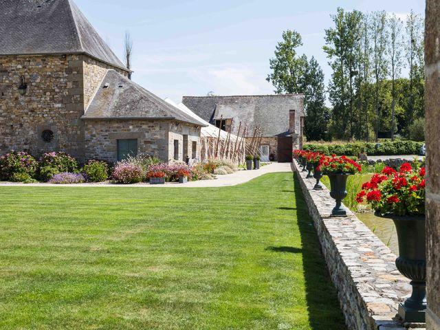 Le mariage de Florian et Elodie à Mézières-sur-Couesnon, Ille et Vilaine 5