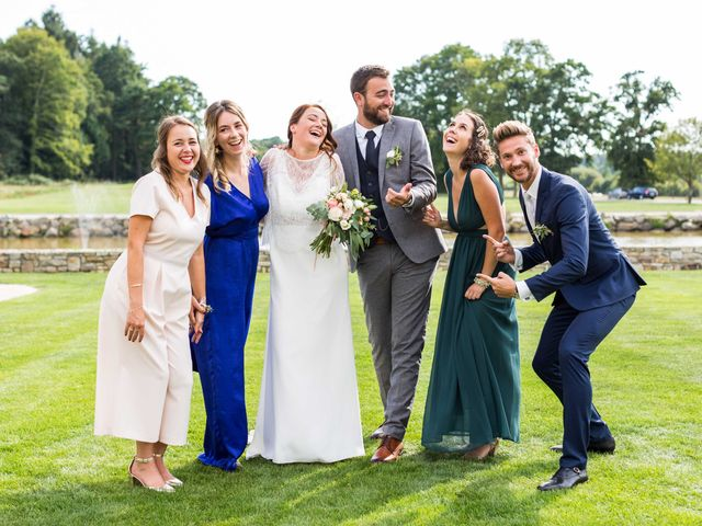 Le mariage de Florian et Elodie à Mézières-sur-Couesnon, Ille et Vilaine 14