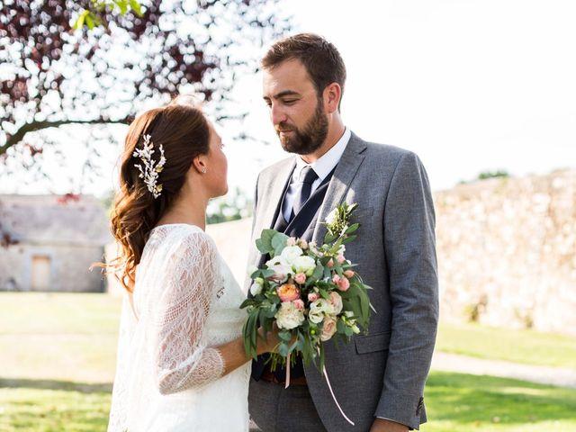 Le mariage de Florian et Elodie à Mézières-sur-Couesnon, Ille et Vilaine 15