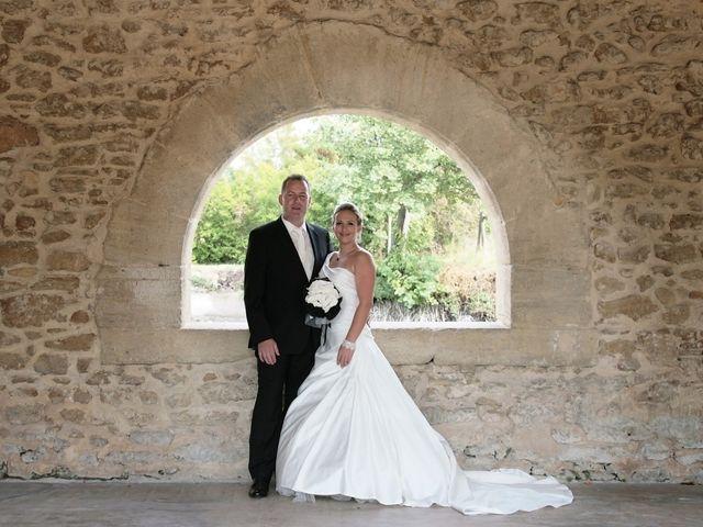 Le mariage de Franck et Jennifer à Monteux, Vaucluse 9
