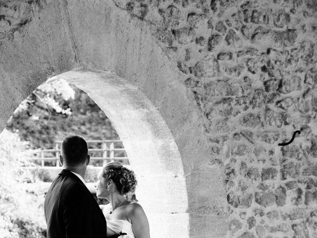 Le mariage de Franck et Jennifer à Monteux, Vaucluse 10