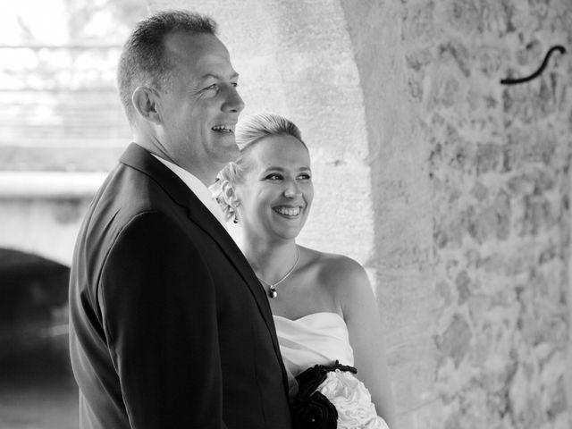 Le mariage de Franck et Jennifer à Monteux, Vaucluse 12