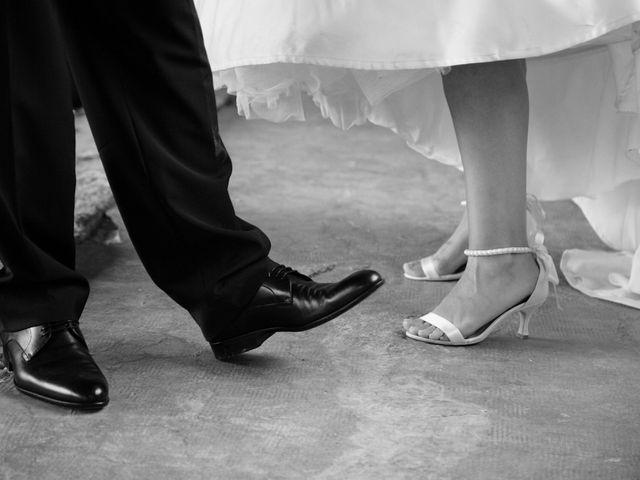 Le mariage de Franck et Jennifer à Monteux, Vaucluse 1