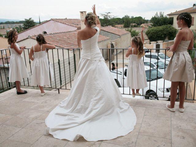 Le mariage de Franck et Jennifer à Monteux, Vaucluse 18