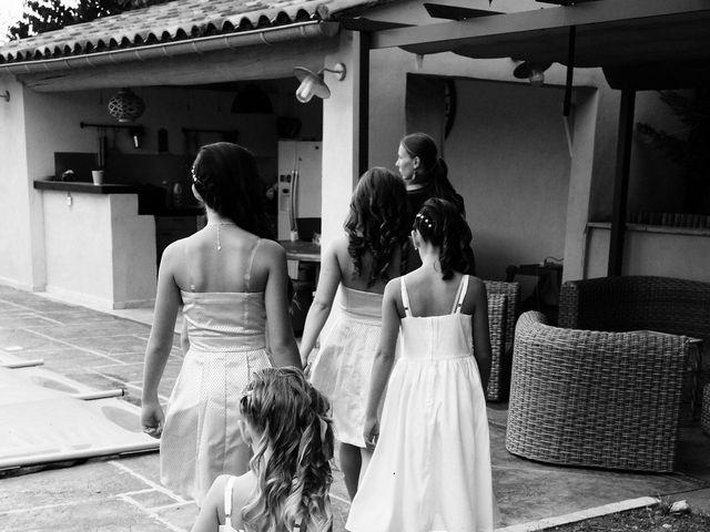 Le mariage de Franck et Jennifer à Monteux, Vaucluse 19