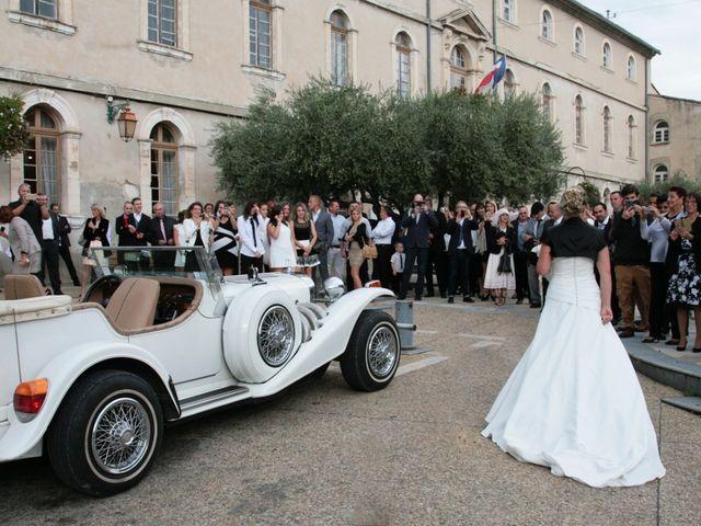 Le mariage de Franck et Jennifer à Monteux, Vaucluse 25