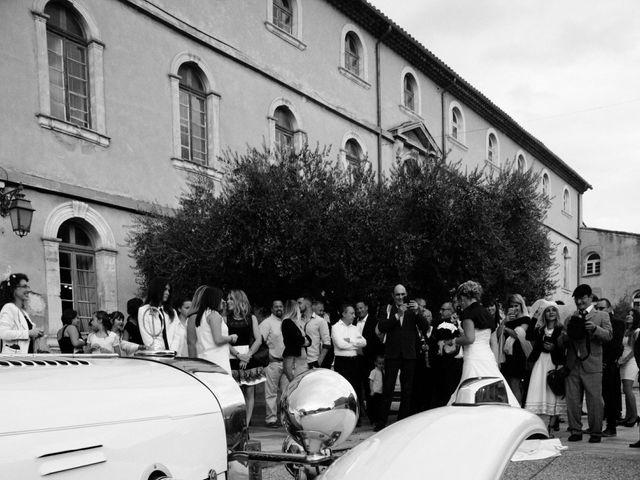 Le mariage de Franck et Jennifer à Monteux, Vaucluse 26