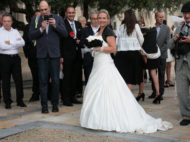 Le mariage de Franck et Jennifer à Monteux, Vaucluse 27