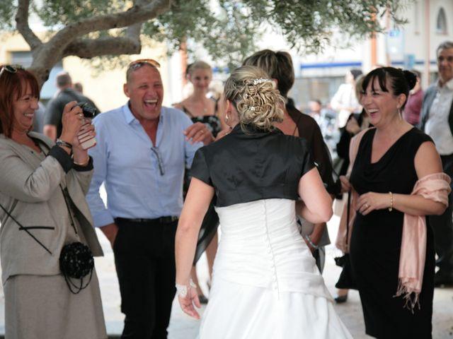 Le mariage de Franck et Jennifer à Monteux, Vaucluse 29