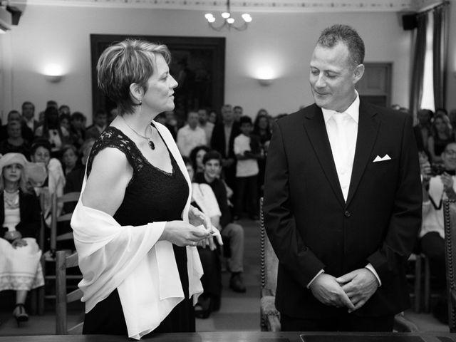 Le mariage de Franck et Jennifer à Monteux, Vaucluse 30