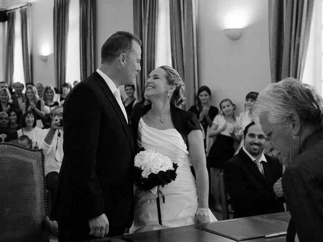 Le mariage de Franck et Jennifer à Monteux, Vaucluse 32