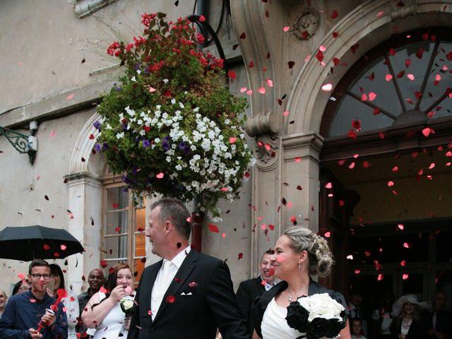 Le mariage de Franck et Jennifer à Monteux, Vaucluse 36