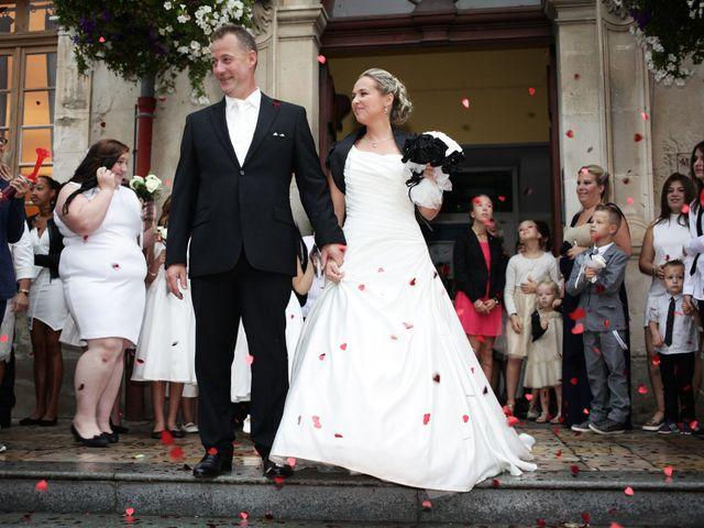Le mariage de Franck et Jennifer à Monteux, Vaucluse 37