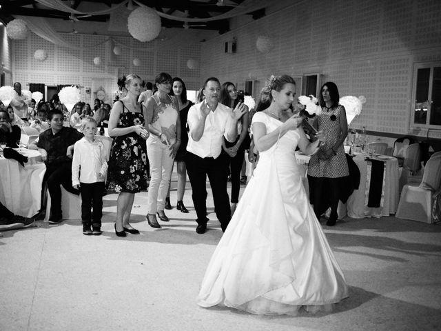 Le mariage de Franck et Jennifer à Monteux, Vaucluse 57