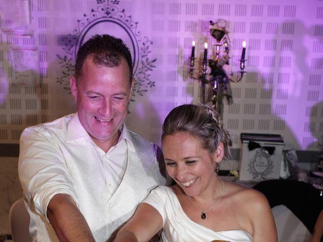 Le mariage de Franck et Jennifer à Monteux, Vaucluse 64