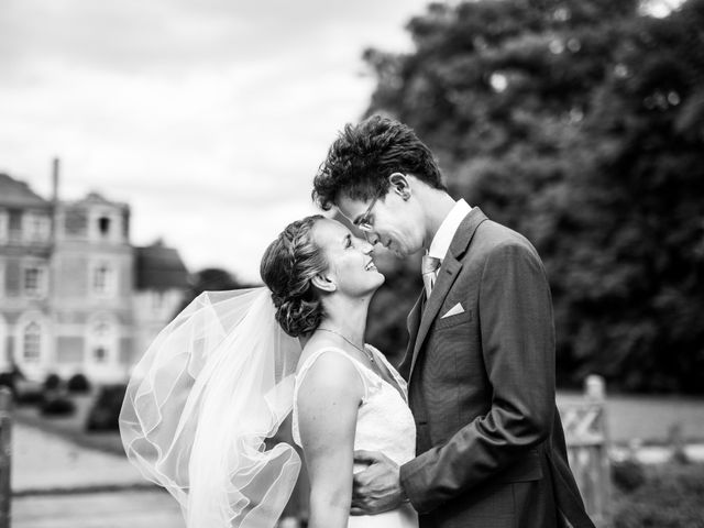 Le mariage de Hélène et Etienne