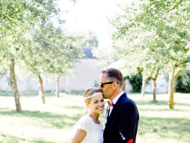 Le mariage de William et Julie à Caen, Calvados 1