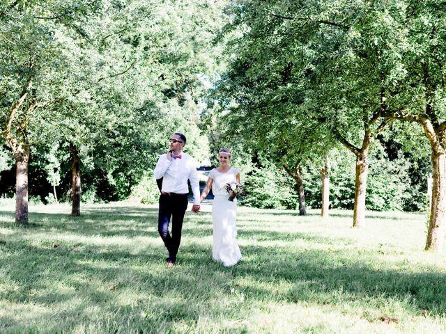 Le mariage de Julie et William