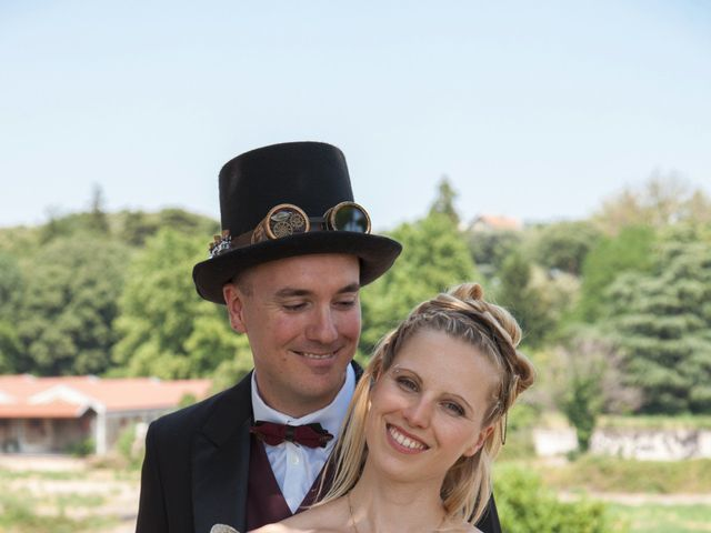 Le mariage de Justine et Benjamin
