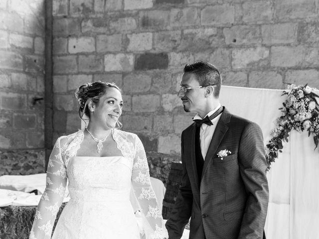 Le mariage de Benoit et Lydie à Roiffé, Vienne 17