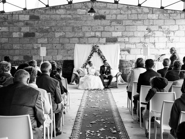 Le mariage de Benoit et Lydie à Roiffé, Vienne 18