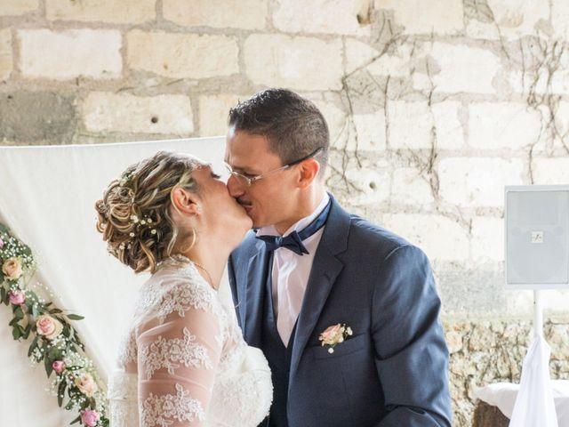 Le mariage de Benoit et Lydie à Roiffé, Vienne 19