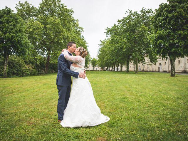 Le mariage de Benoit et Lydie à Roiffé, Vienne 21