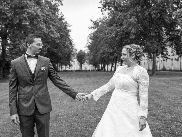 Le mariage de Benoit et Lydie à Roiffé, Vienne 22