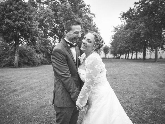 Le mariage de Benoit et Lydie à Roiffé, Vienne 23