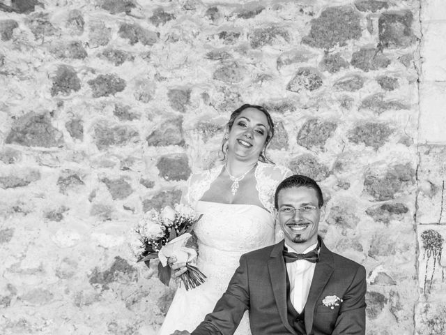 Le mariage de Benoit et Lydie à Roiffé, Vienne 25