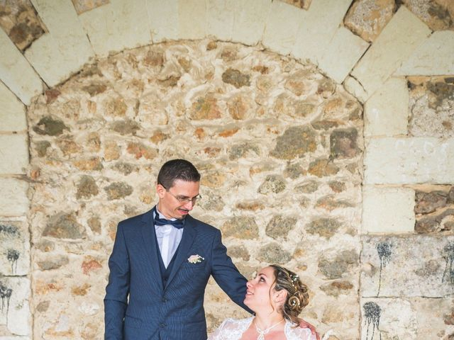 Le mariage de Benoit et Lydie à Roiffé, Vienne 26