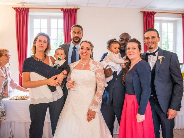 Le mariage de Benoit et Lydie à Roiffé, Vienne 38