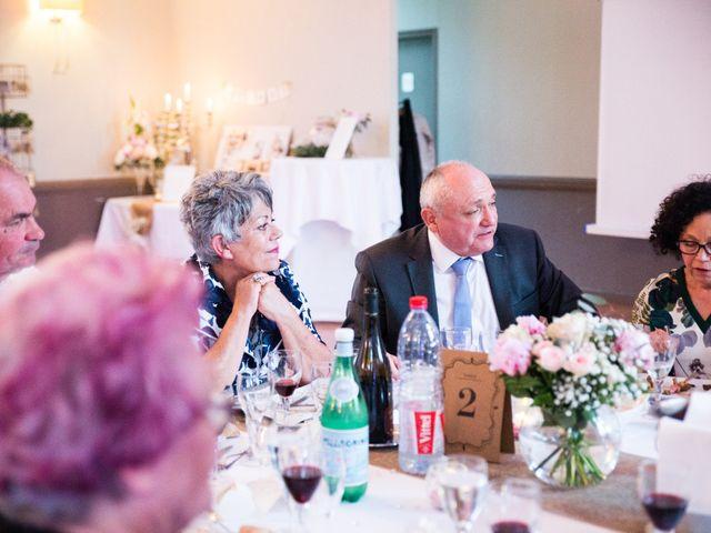 Le mariage de Benoit et Lydie à Roiffé, Vienne 43