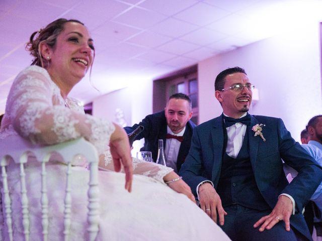 Le mariage de Benoit et Lydie à Roiffé, Vienne 51