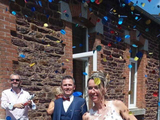 Le mariage de Anthony et Caroline à Saint-Thurial, Ille et Vilaine 4