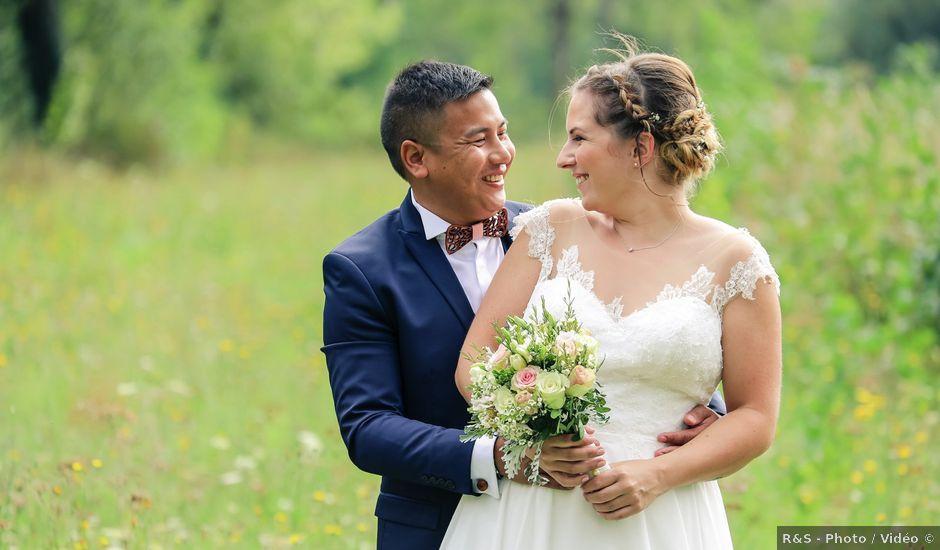 Le mariage de Pathana et Émilie à Le Perray-en-Yvelines, Yvelines