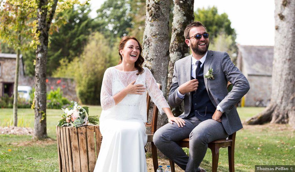 Le mariage de Florian et Elodie à Mézières-sur-Couesnon, Ille et Vilaine