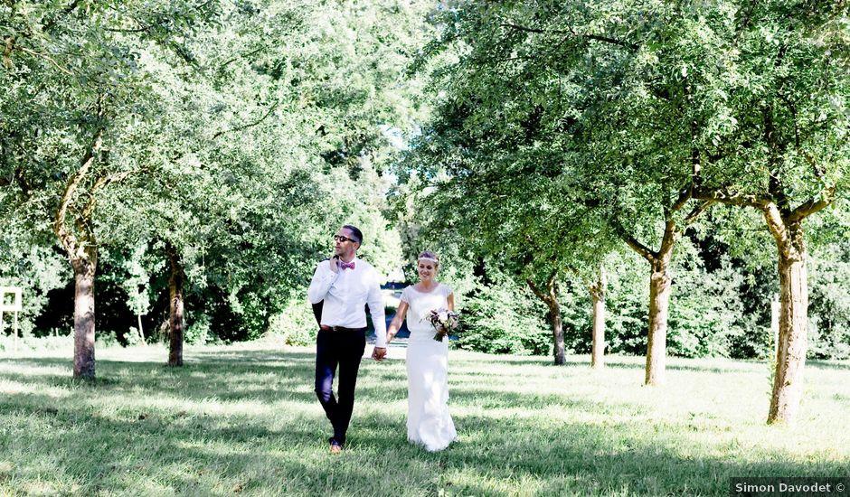 Le mariage de William et Julie à Caen, Calvados