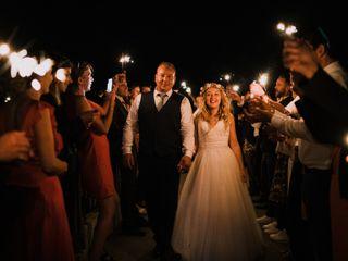Le mariage de Géraldine et Morgan